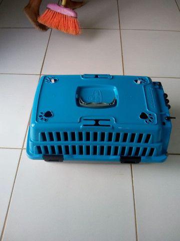 Casa transporte para cachorro - Foto 2
