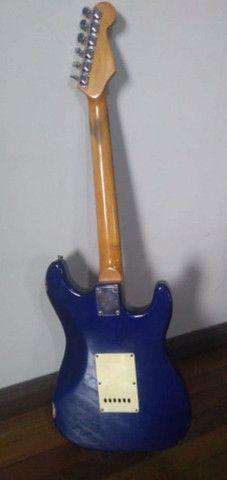 Guitarra Eagle para canhoto - Foto 3