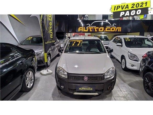 Fiat Strada 2017 1.4 mpi hard working ce 8v flex 2p manual - Foto 9