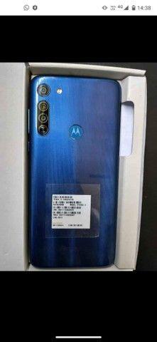 Celular Motorola Moto G8 Power top novinho  - Foto 4