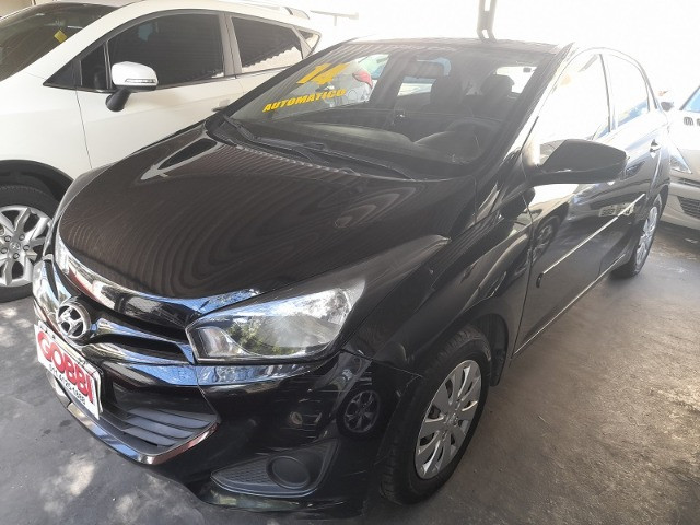 Hyundai / HB 20 1.6 Confort Plus 16V 2014 Preta - Foto 2
