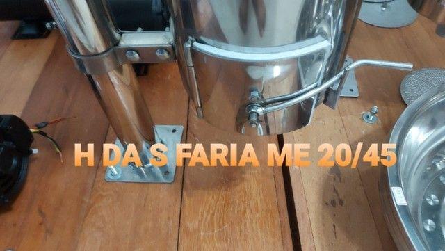 H Da S Faria ME Fabrica de maquinas em aço inox Açai. - Foto 4