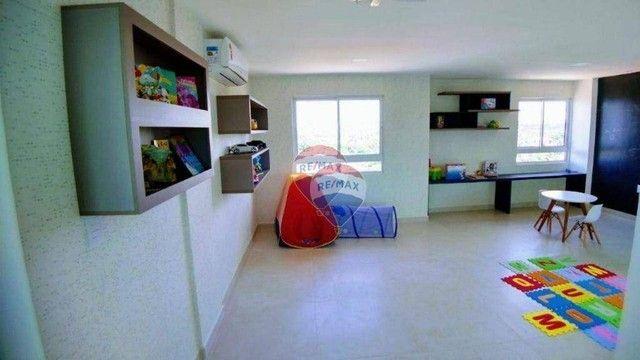 Apartamento com 3 dormitórios à venda, 101 m² por R$ 445.817,00 - Carapibus - Conde/PB - Foto 13