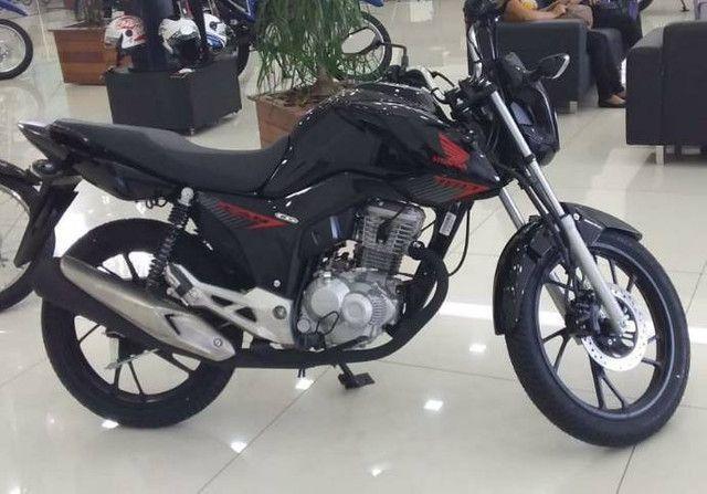 Moto Fan a Queridinha do do Brasil. - Foto 3
