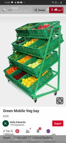 Fruteira de hot frutis  - Foto 3