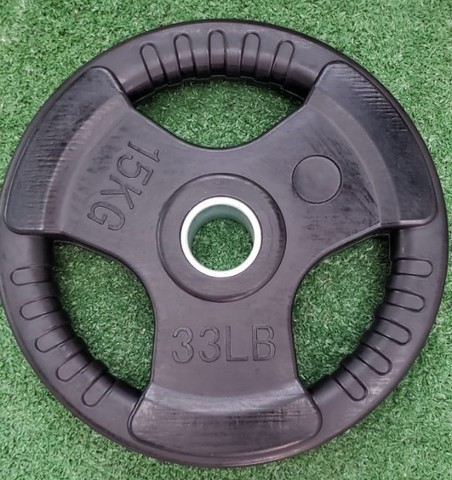 Anilha olimpica 15kg a pronta entrega 23,00 o kilo