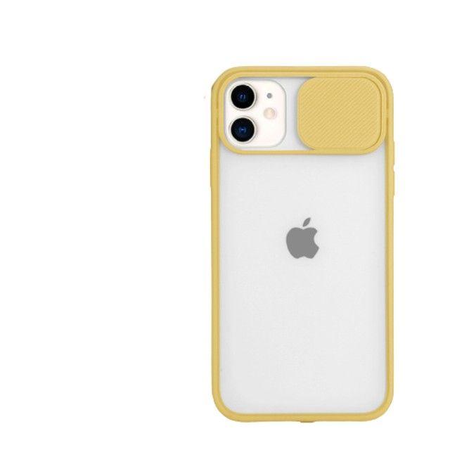 Case Capinha Silicone Proteção Câmera Iphone 12 Pro/ Pro Max - Foto 4