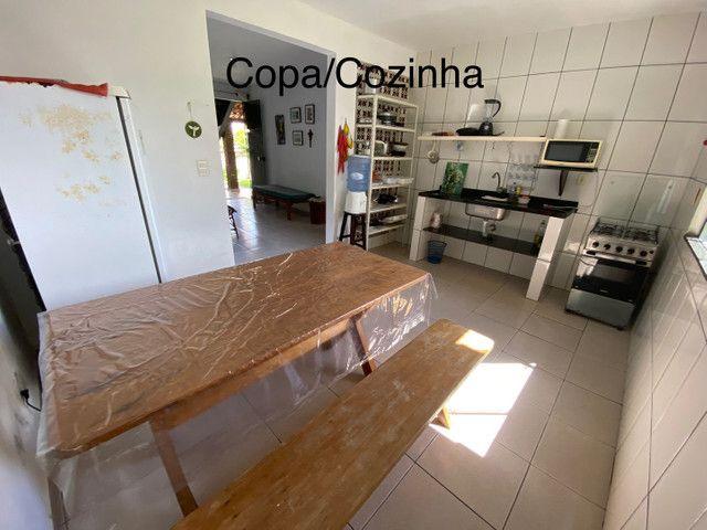 Casa com piscina e três quartos em Ilhéus-Olivença-BA - Carnaval R$ 2500,00 pacote - Foto 3