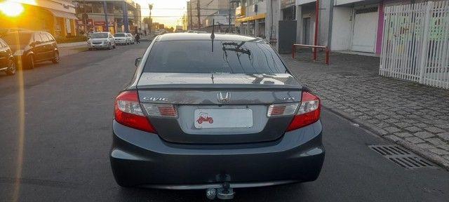 Honda Civic Sedan LXS 1.8 - Foto 8