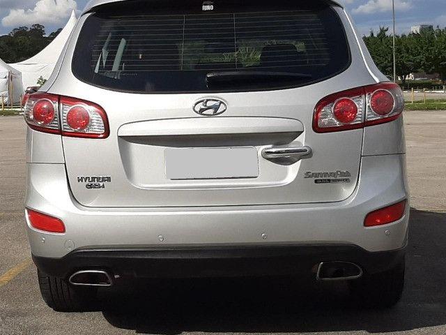 Hyundai Santa Fe GLS 3.5 2011 - R$46.447 - Foto 4