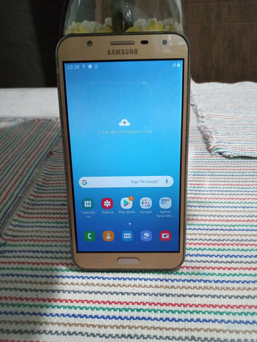 Celular SAMSUNG  J7 Neo série ouro - Foto 4