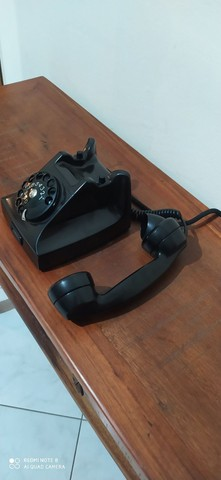Telefone baquelite Erikson - Foto 2