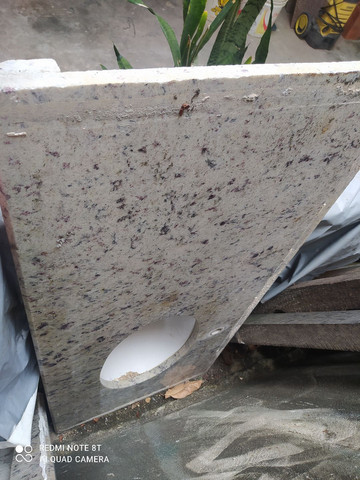 pia de marmore