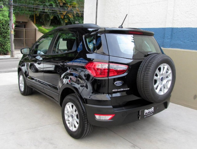 Ford Ecosport 1.5 Se Automática 17.000 Km Ipva 2021 Pago - Foto 4