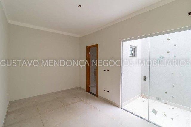 Linda casa nova no bairro Rita Vieira 1 - Alto padrão de acabamento e em excelente localiz - Foto 10