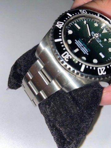 Rolex Sea-Dweller Deepsea 116660 D-Green Noob A2836 - Foto 5