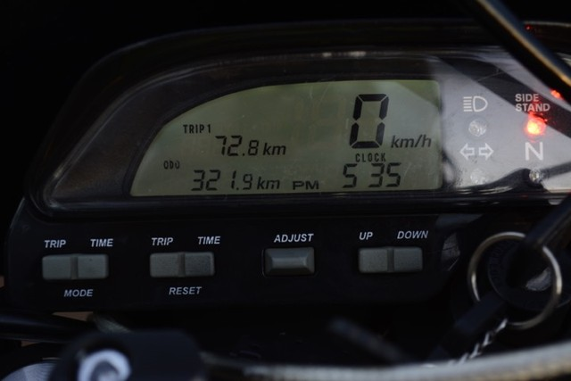 Honda Tornado Preta Perolizado  - Foto 9