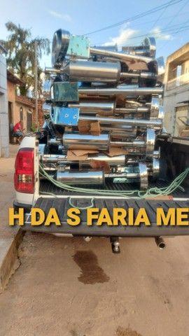 H Da S Faria ME Fabrica de maquinas em aço inox Açai. - Foto 5