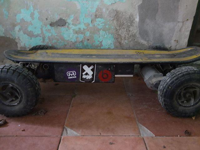 Skate elétrico TWODOGS - Foto 2