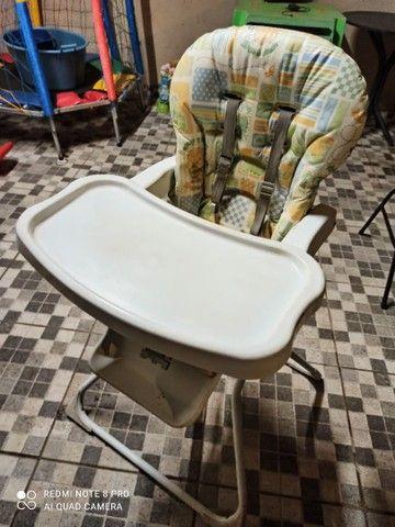 Cadeira de papinha  - Foto 4