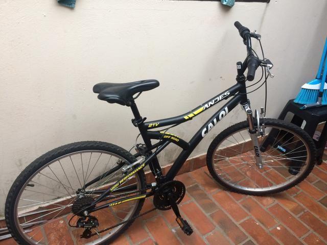 Vende-se Bike Caloi Andes
