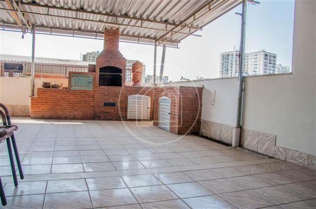 Casa de condomínio à venda com 5 dormitórios em Meier, Rio de janeiro cod:811279 - Foto 20