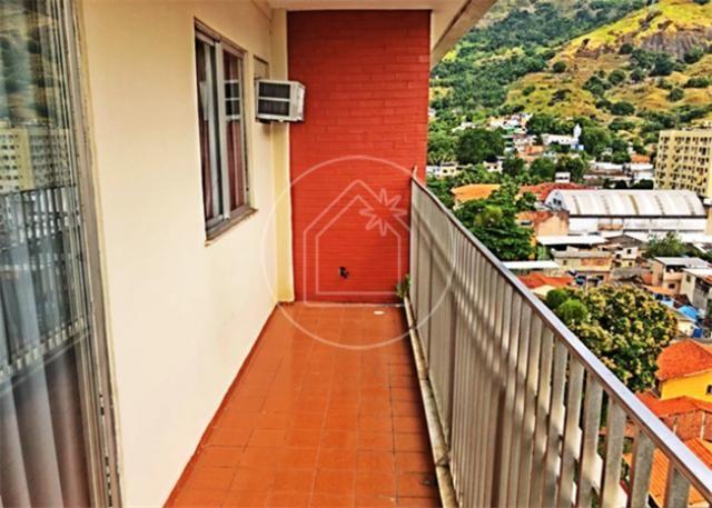 Apartamento à venda com 3 dormitórios em Meier, Rio de janeiro cod:827240 - Foto 14