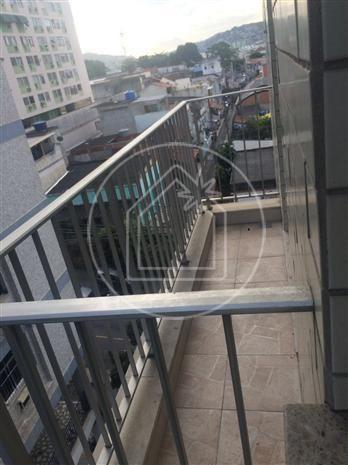 Apartamento à venda com 2 dormitórios em Cachambi, Rio de janeiro cod:800273 - Foto 4