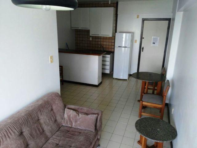 Apartamento 1/4 e sala mobiliado na Pituba