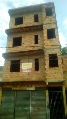 Apartamentos 2/4,sala,cozinha,banheiro,área de serviço e venti. Itacaranha. Escriturada