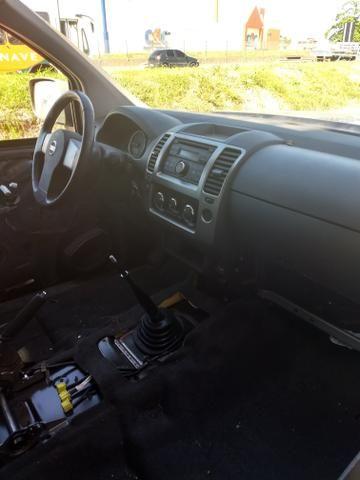 Nissan frontier attack 2014 sucata somente peças - Foto 2