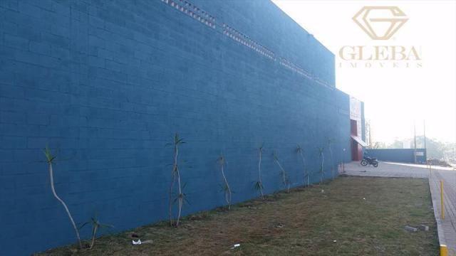 Barracão comercial, Cilo 3, Londrina, 508,82m² BA0008 - Foto 11