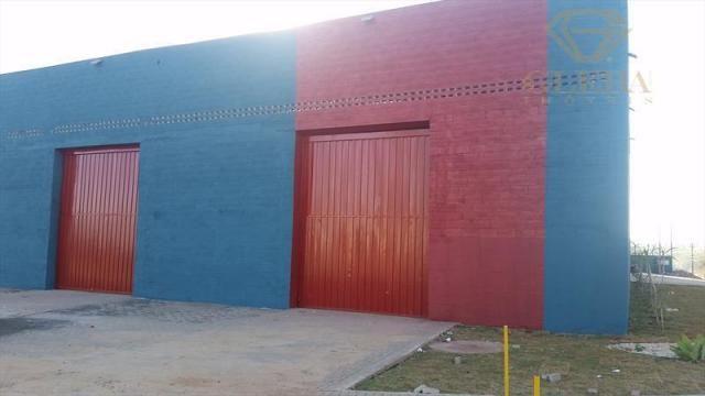 Barracão comercial, Cilo 3, Londrina, 508,82m² BA0008 - Foto 9