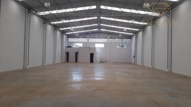 Barracão comercial, Cilo 3, Londrina, 508,82m² BA0008 - Foto 15