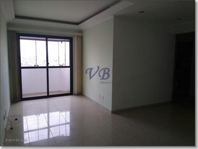 Apartamento à venda com 3 dormitórios em , cod:2190