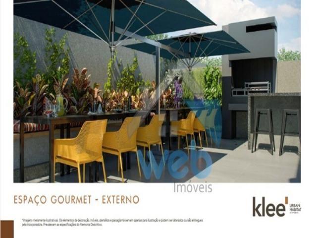 Apartamento, planta, ecoville, financiamento - Foto 12