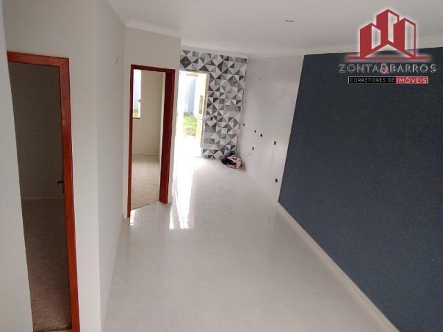 Casa à venda com 3 dormitórios em Gralha azul, Fazenda rio grande cod:CA00087 - Foto 4
