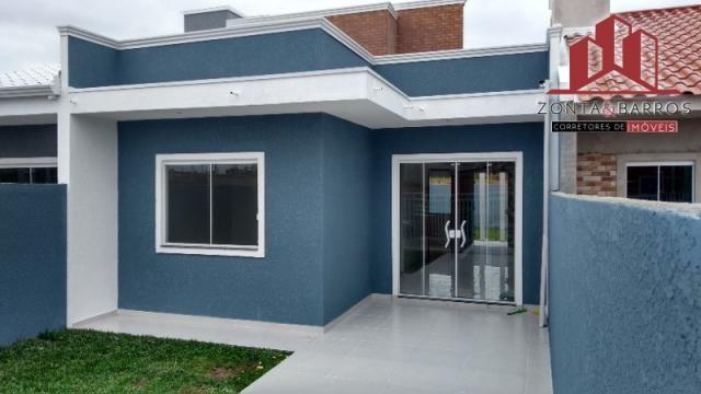 Casa à venda com 3 dormitórios em Gralha azul, Fazenda rio grande cod:CA00087 - Foto 3