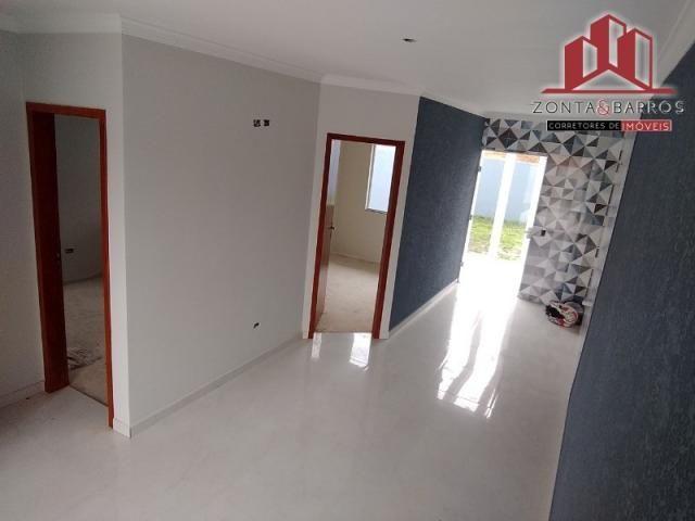 Casa à venda com 3 dormitórios em Gralha azul, Fazenda rio grande cod:CA00087 - Foto 5