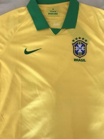 609c82d8c0 Camisa Seleção Brasileira Copa América 2019 - Roupas e calçados ...