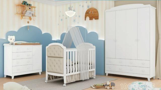 Quarto Completo Infantil *NOAH* - Luxo