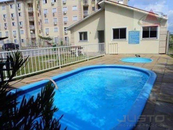 Apartamento à venda com 2 dormitórios em Pinheiro, São leopoldo cod:10215 - Foto 9