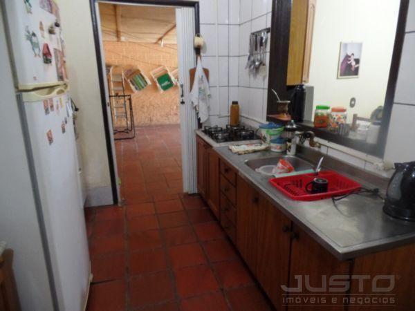 Casa à venda com 2 dormitórios em Santos dumont, São leopoldo cod:7278 - Foto 8