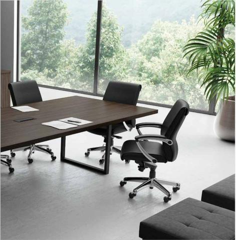 Mesa reunião 3,00x1,20m - Foto 2