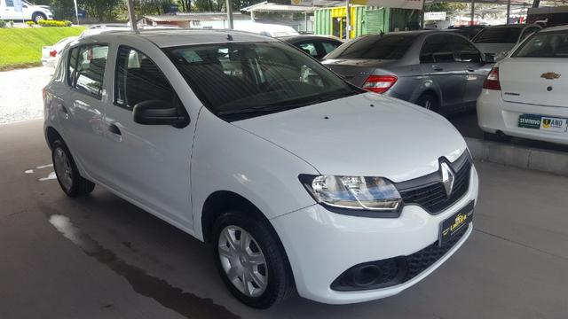 Sandero Authentique 2018 completo - Foto 3