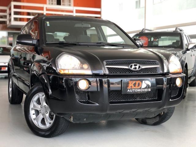Hyundai Tucson 2.0 GLS 2012 Automática