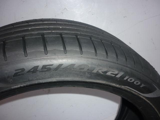 Pneu Aro 21 - 245 40 21 Pirelli P Zero RFT - Foto 6