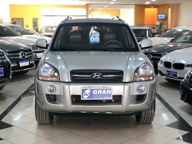 Hyundai tucson 2008/2008 2.7 mpfi gls 24v 175cv 4wd gasolina 4p automático - Foto 4