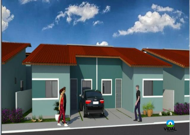Casas no Residencial Mont Sinai com ITBI e Cartório Grátis!! - Foto 7