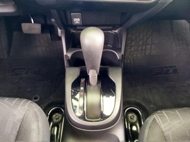 HONDA FIT 2015/2015 1.5 LX 16V FLEX 4P AUTOMÁTICO - Foto 14